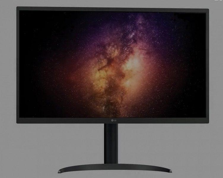 Стала известна цена на профессиональный монитор LG UltraFine OLED Pro 32EP950