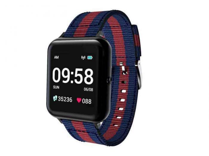 Lenovo S2 SmartWatch – недорогие и водонепроницаемые «умные» часы