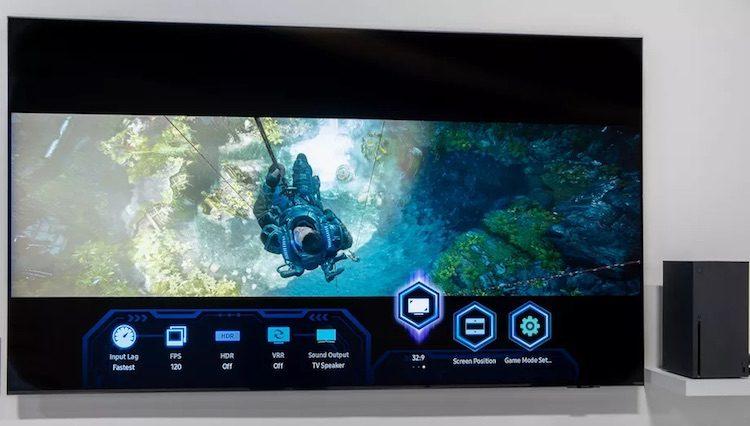 Компания Samsung представила новые телевизоры MICRO LED и QLED 2021