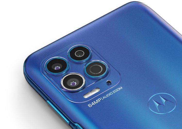 Motorola официально представила флагманский смартфон Moto G100