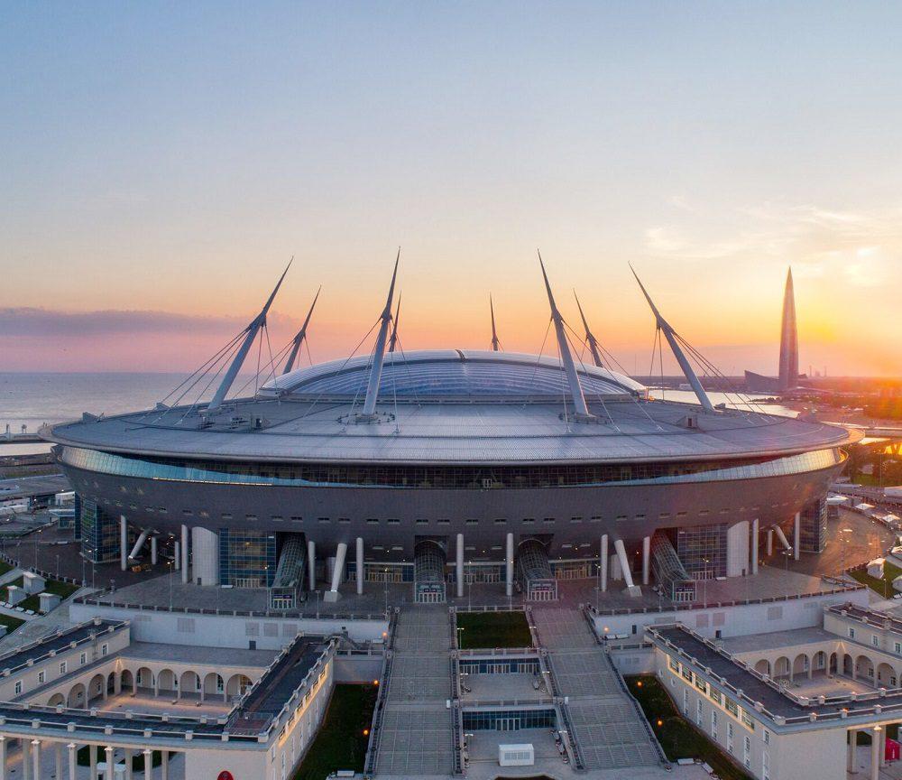 Как попасть на «Газпром Арену» Санкт-Петербурга