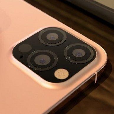 iPhone 12s Pro в розовом цвете с камерой в стиле iPhone 7 показали на рендерах