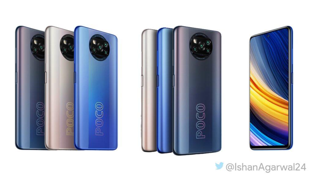 Названы стоимость и дата анонса нового смартфона Poco X3 Pro от Xiaomi