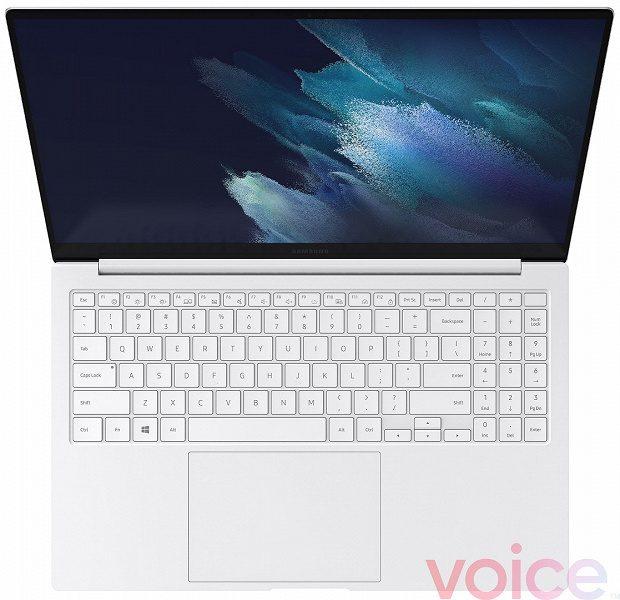 Раскрыты характеристики и дизайн новых ноутбуков Samsung Galaxy Book Pro и Pro 360