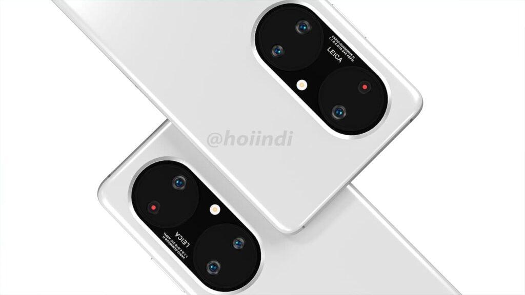 Дизайн нового смартфона Huawei P50 раскрыли до официального анонса