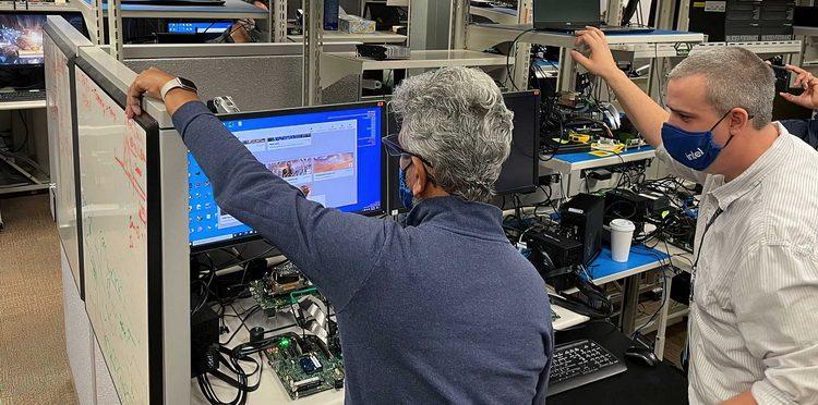Игровые видеокарты Intel DG2 будут в 20 раз производительнее встроек Iris Pro 2012