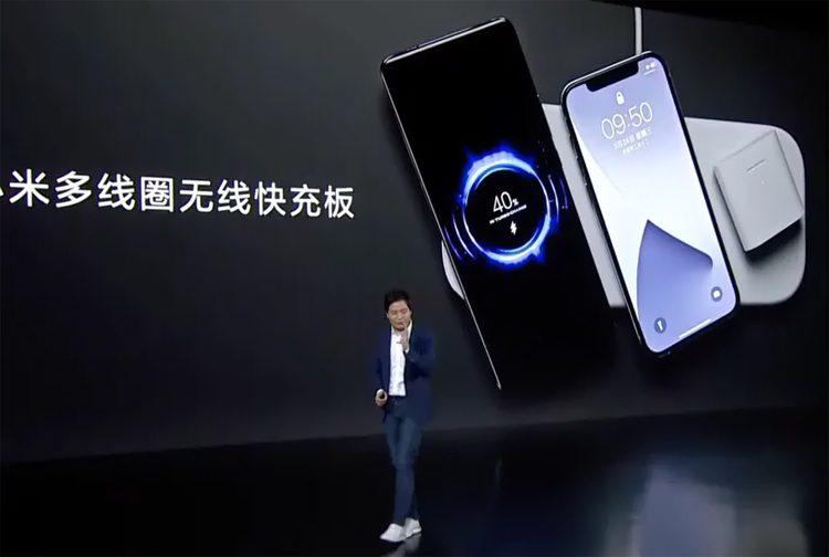 Xiaomi выпустила беспроводную станцию сразу для трёх устройств раньше Apple