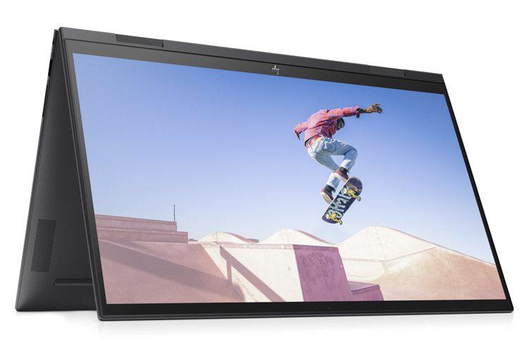 Представлен 15-дюймовый ноутбук-трансформер HP Envy x360 15