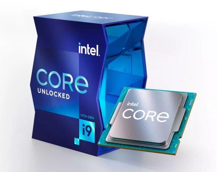 Компания Intel представила процессоры Core 11-го поколения