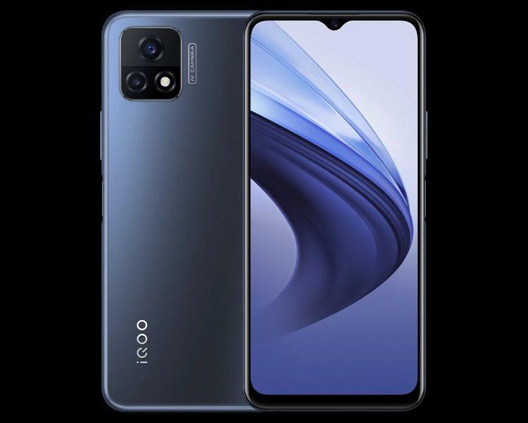 Vivo официально представила недорогой 5G-смартфон с 90 Гц дисплеем
