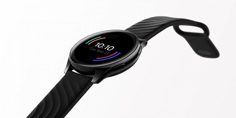 OnePlus презентовала свои первые смарт-часы OnePlus Watch