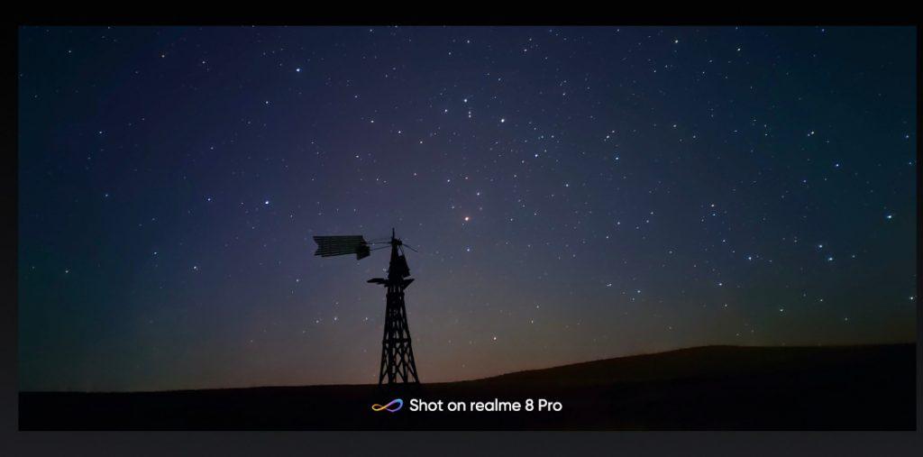 Realme анонсировала смартфон Realme 8 Pro со 108-мегапиксельной камерой