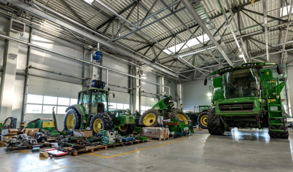 ремонт сельхоз техники