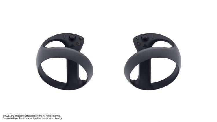 Компания Sony презентовала новые VR-контроллеры для PlayStation VR
