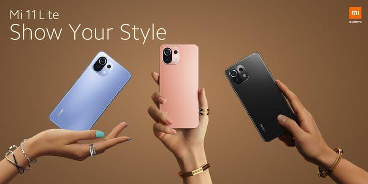 Самый легкий и тонкий смартфон Xiaomi Mi 11 Lite первым получил Snapdragon 780G