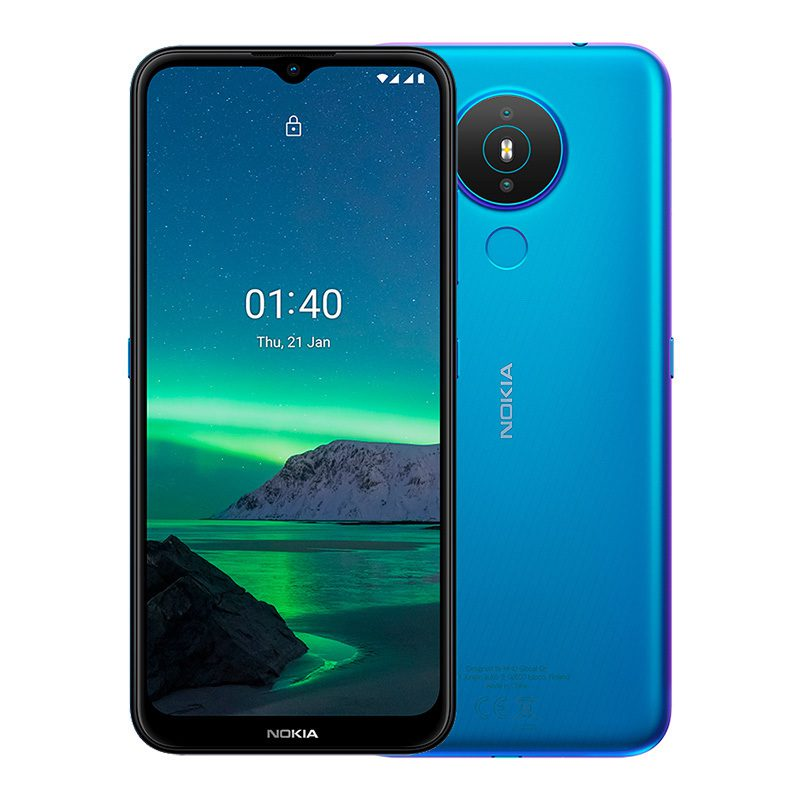 В РФ стартовали продажи бюджетной модели смартфона Nokia 1.4 за 7,9 тыс. рублей