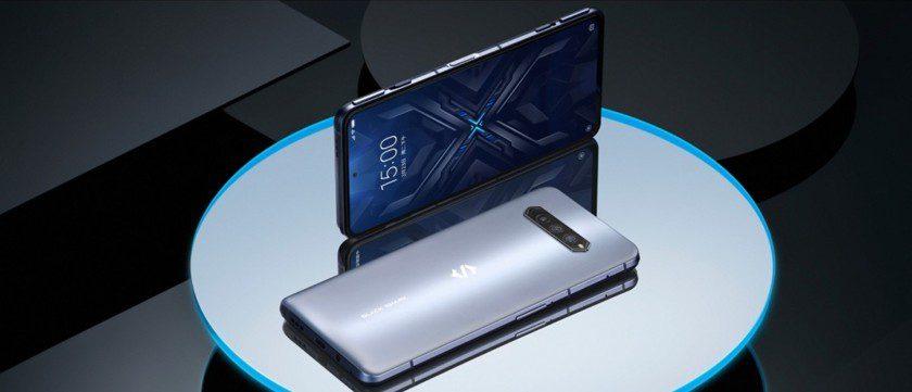 Xiaomi представила новые игровые смартфоны Black Shark 4 и Black Shark 4 Pro