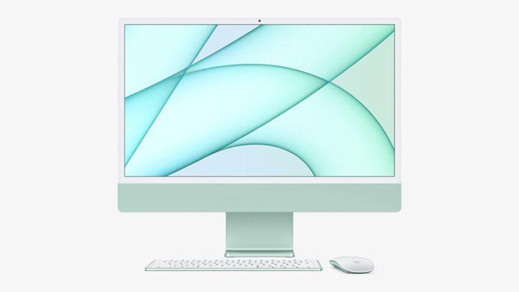 Apple представила новые моноблоки iMac на базе процессора М1