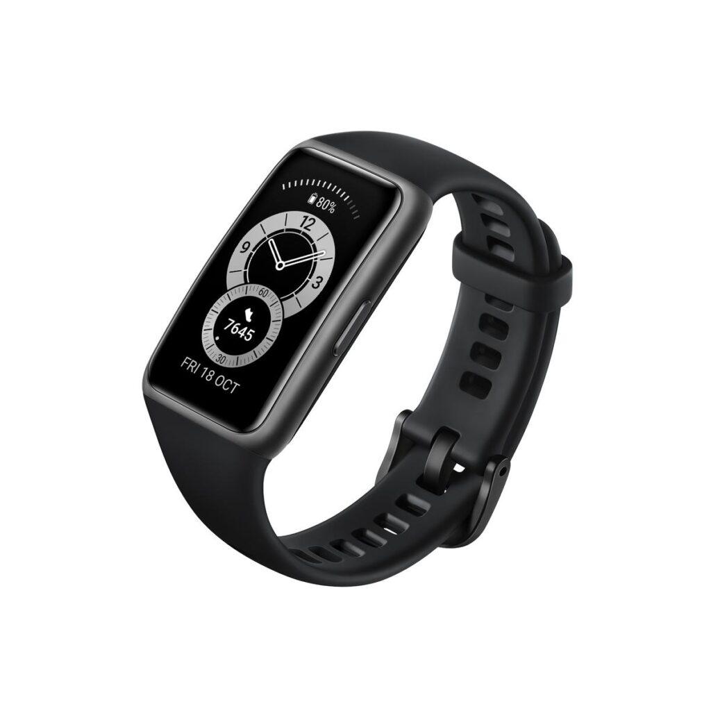 Фитнес-браслет Huawei Band 6 появился в продаже в России почти за 4 тыс. рублей