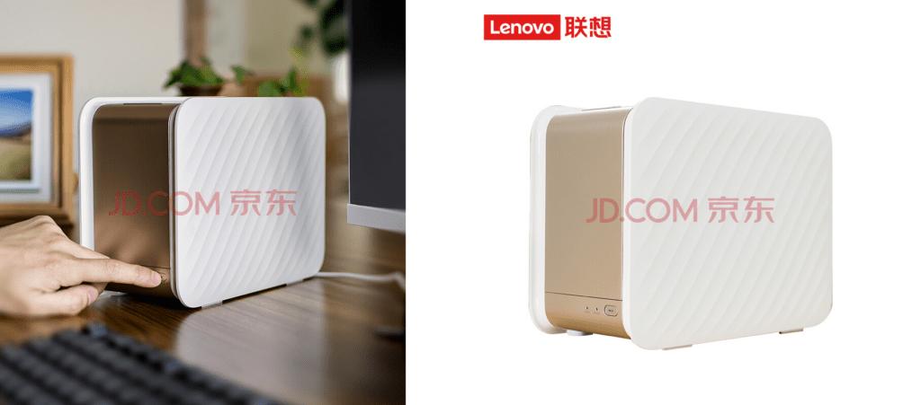 Компания Lenovo создала NAS-накопитель с хранилищем объёмом до 36 ТБ
