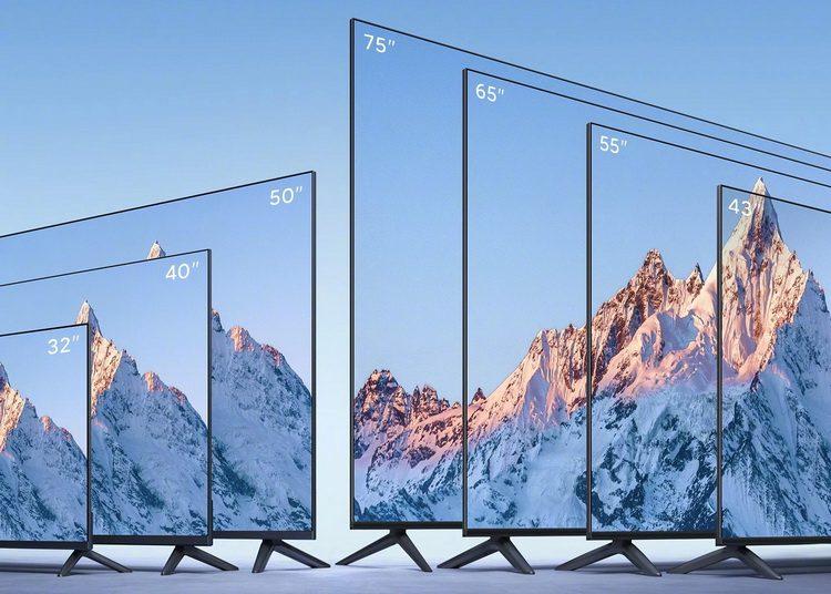 Xiaomi представила новые недорогие телевизоры с премиальным дизайном