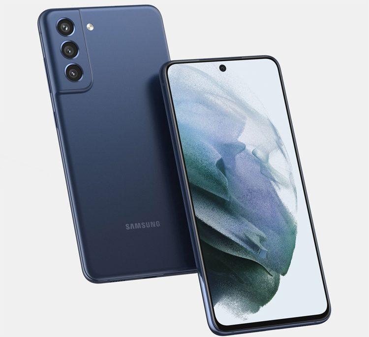 Новый смартфон Samsung Galaxy S21 FE показали на рендерах