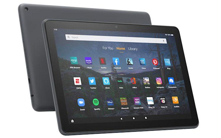 Amazon представила обновленную линейку доступных планшетов Fire HD 10