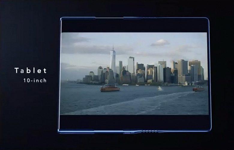 Компания TCL представила смартфон с растягивающимся раскладным экраном