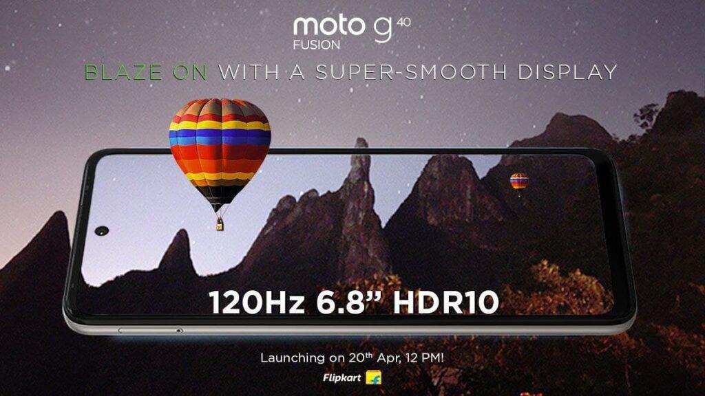 Смартфоны Moto G40 Fusion и Moto G60 получат камеру на 108 Мп и АКБ на 6000 мАч