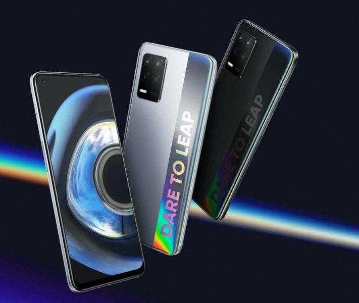 Смартфон Realme Q3 с поддержкой 5G представлен официально