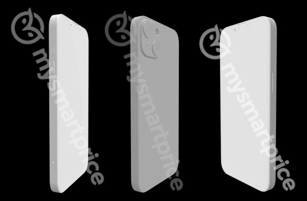 Дизайнеры показали новый iPhone 13 с новой камерой и уменьшенной «челкой»