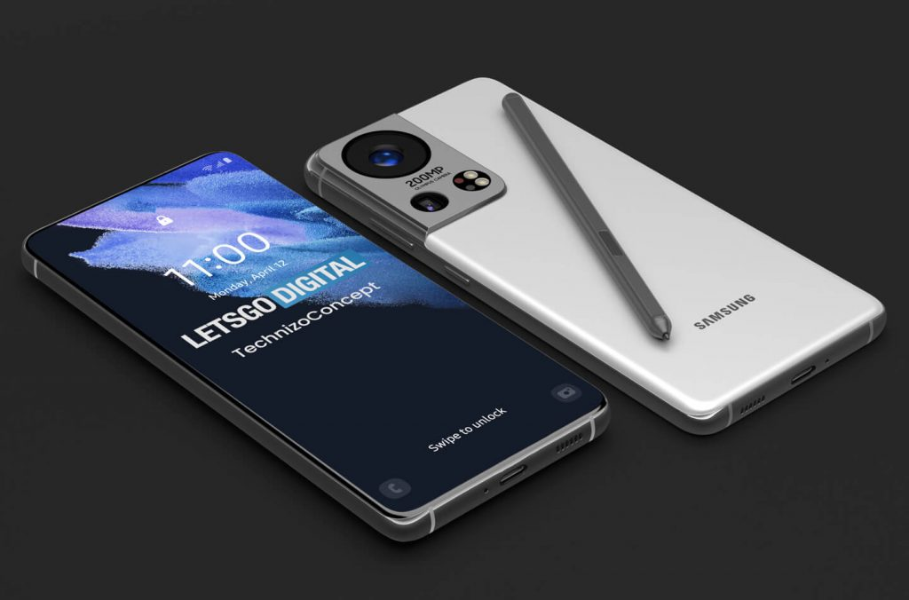 Смартфон Samsung Galaxy S22 получил камеру Olympus
