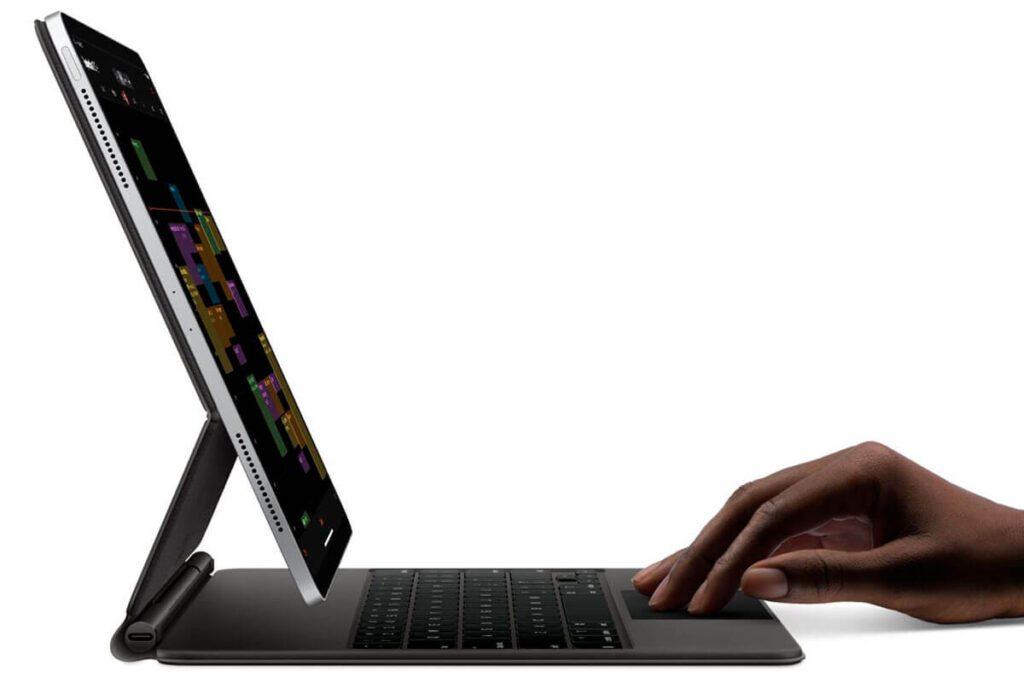 12,9-дюймовый iPad Pro 2021 года оказался несовместим со старой Magic Keyboard