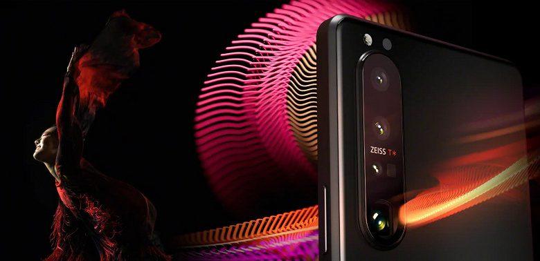SONY назвала стоимость на смартфоны Sony Xperia 1 III и Sony Xperia 5 II для РФ