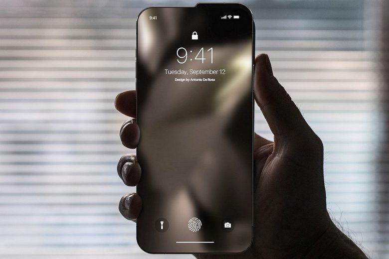 Опубликовано концептуальное видео с новым необычным дизайном iPhone