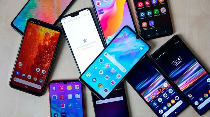 ТОП смартфонов 2020 года