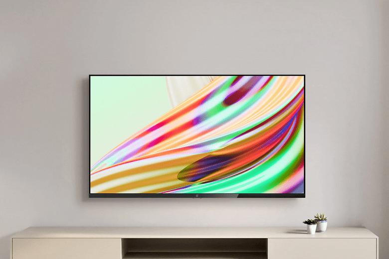 OnePlus представила новый недорогой смарт-телевизор OnePlus TV 40Y1
