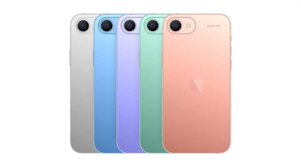 IPhone SE Plus с новым дизайном показали на качественных рендерах