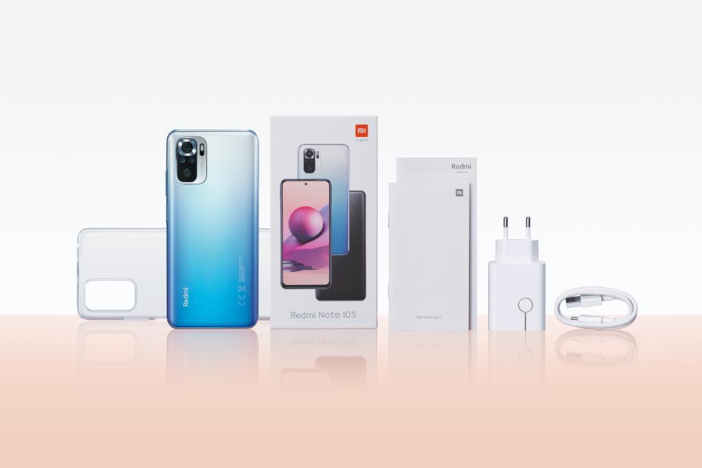 Xiaomi представит Redmi Note 10S с аккумулятором на 5000 мАч 13 мая 2021 года