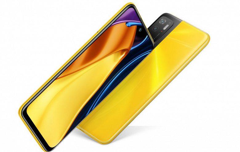 Poco представил новый глобальный смартфон Poco M3 Pro с поддержкой 5G