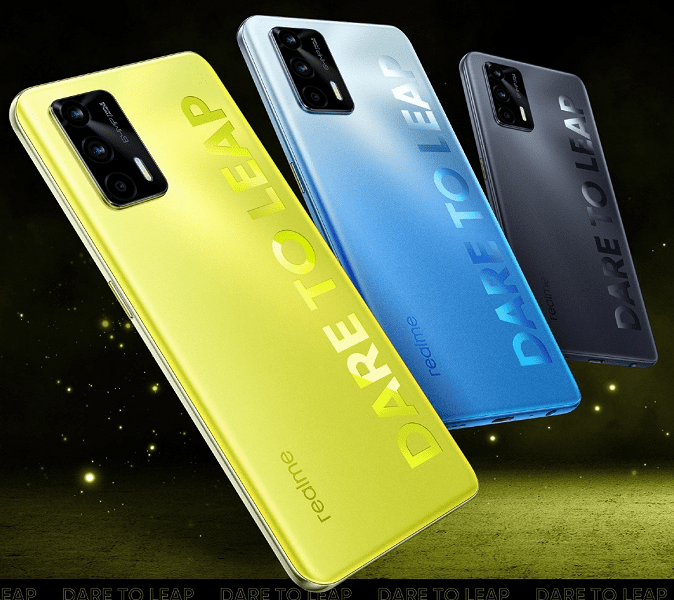 Realme отчиталась о продажах более 50 тысяч смартфонов новой серии Q3