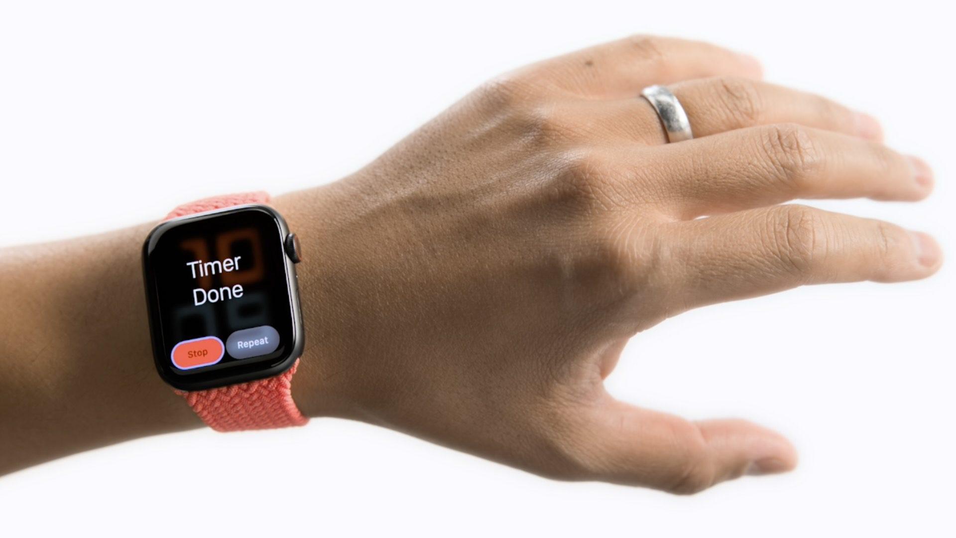 Apple представила новые специальные возможности на iPad и для Apple Watch