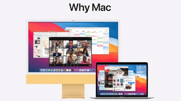 На своем сайте Apple объяснила, почему вы должны купить новый Mac
