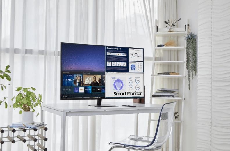 Samsung добавляет четыре новые модели в линейку смарт-мониторов