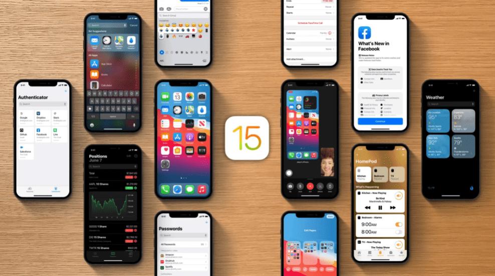 Ожидается, что Apple должна представить iOS 15 на WWDC 2021
