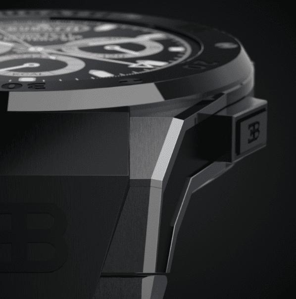 Bugatti анонсировала три новые модели умных часов