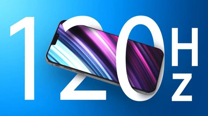 Samsung начинает производство дисплеев с частотой 120 Гц на новый iPhone 13 Pro
