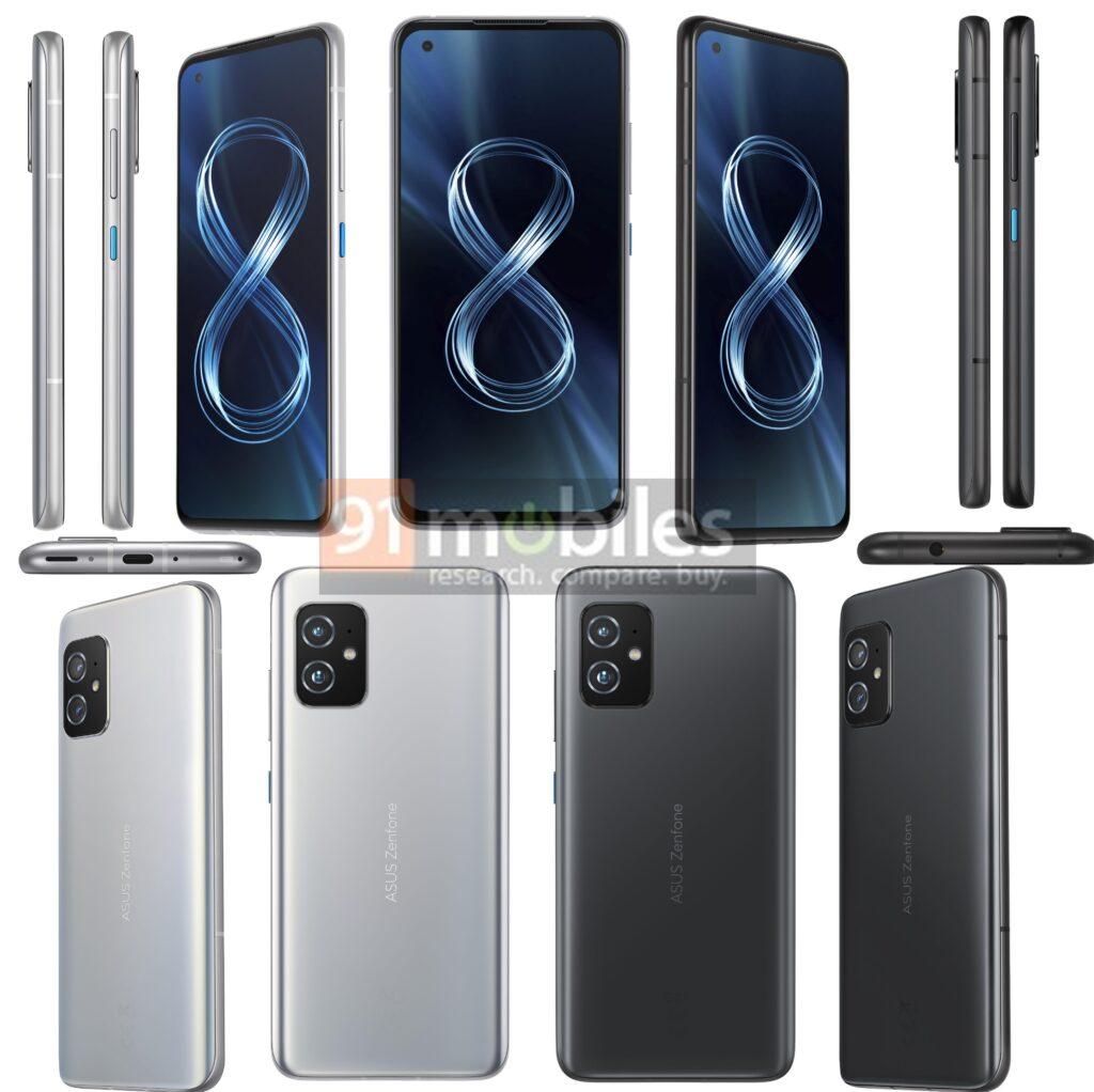 Asus представит 12 мая альтернативу iPhone 12 mini на базе ОС Android