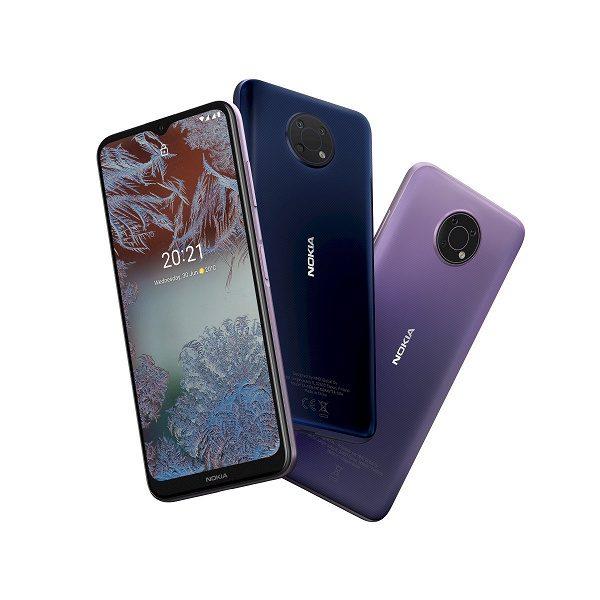 Стартовали российские продажи бюджетных смартфонов Nokia C20 и Nokia G10