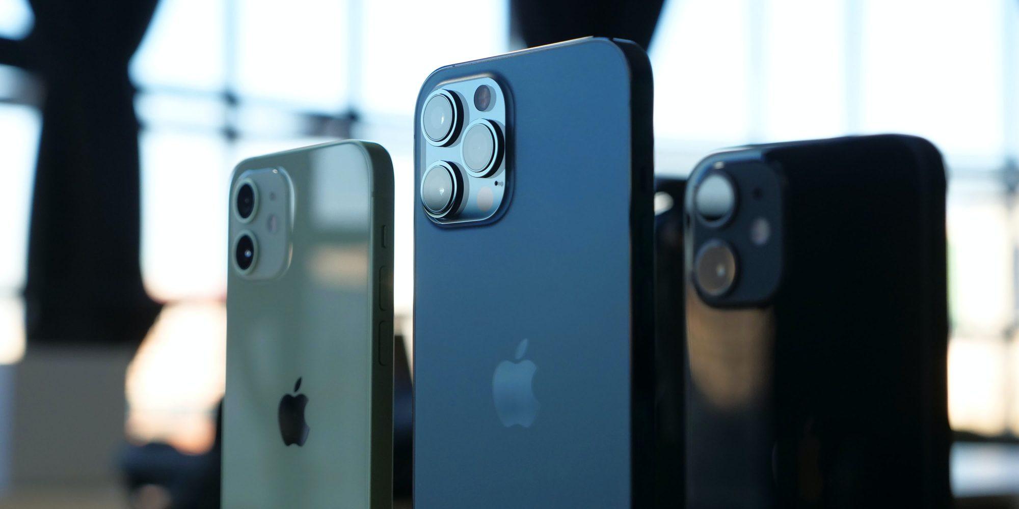 Первые продажи iPhone 12 превзошли продажи iPhone 11